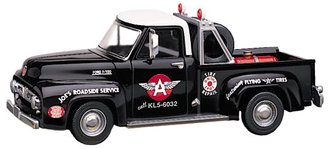 """1:43 1953 Ford Pickup """"Flying A Tires"""""""