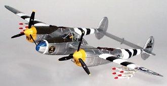 P-38J Lockheed Lightning