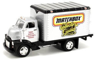 "1948 GMC Box Van ""Matchbox Collectors Guild"""