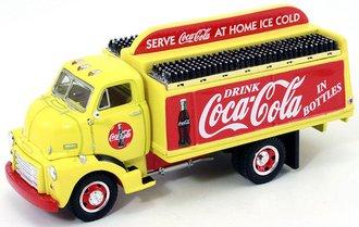 "1948 GMC Bottle Truck ""Coca-Cola"""