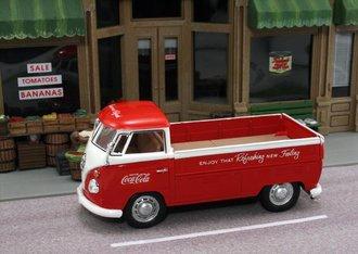 Coca-Cola 1962 Volkswagen T1 Pickup (Red)