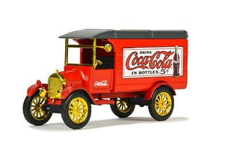 1:43 Coca-Cola 1926 Ford Model TT Delivery Van