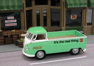 Coca-Cola 1962 Volkswagen T1 Pickup (Green)