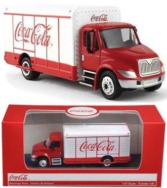 1:87 Coca-Cola Beverage Truck