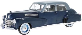 1941 Cadillac Fleetwood Series 60 Special (Blue)
