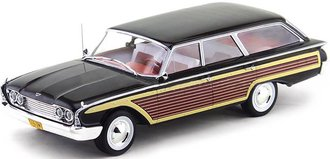 1960 Ford Country Squire (Black)