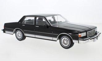 1987 Chevrolet Caprice Sedan (Black)
