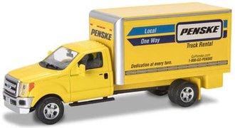 "1:48 Ford F-350 Box Truck ""Penske"""