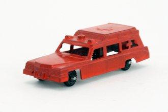Cadillac Ambulance (Red)