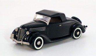 1936 Ford (Black)