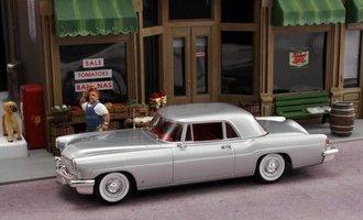 1956 Lincoln Continental Mk.II (Silver)