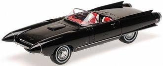 1:18 1959 Cadillac Cyclone XP 74 Concept (Black)