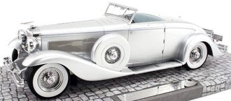 1:18 1936 Duesenberg SJN (Supercharged) Convertible Coupe
