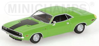 1970 Dodge Challenger R/T (Green)