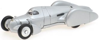 1:43 1935 Auto Union Type Lucca (Silver)
