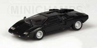 Lamborghini Countach LP400 (Black)