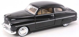 1:24 1949 Mercury Coupe (Black)