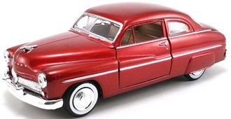 1:24 1949 Mercury Coupe (Red)
