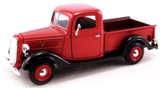 1:24 1937 Ford Pickup (Red)