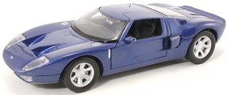 1:24 Ford GT Concept (Blue)