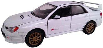 1:24 Subaru Impreza WRX STI (White)