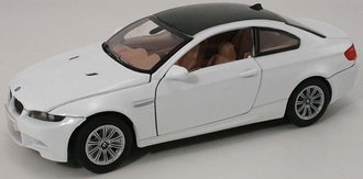 1:24 BMW M3 Coupe (White)