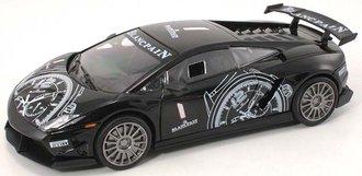 1:24 GT Racing - Lamborghini LP560-4 Super Trofeo (Black)