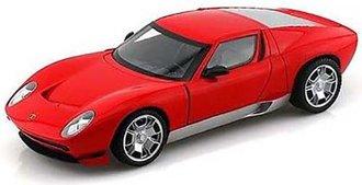 1:24 Lamborghini Miura Concept (Red)