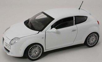 1:24 Alfa Romeo Mito (White)