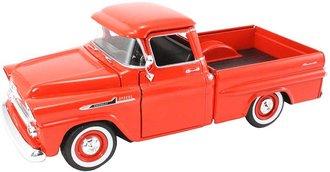 1:24 1958 Chevy Apache Fleet Side Pickup (Red)