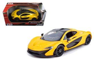 1:24 McLaren P1 (Yellow)