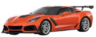 1:24 2019 Corvette ZR1 (Orange)