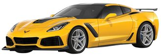 2019 Corvette ZR1 (Yellow)