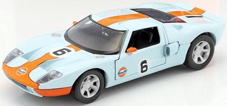 1:24 Gulf Oil - Ford GT Concept