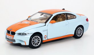 1:24 Gulf Oil - BMW M3 Coupe