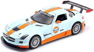 1:24 Gulf Oil - Mercedes-Benz SLS AMG GT3