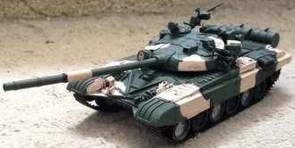 "1:72 T-72B Main Battle Tank ""Soviet Army, Moscow"""