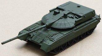 "1:72 T-80UM2 ""Black Eagle"" Main Battle Tank - Russian Army Prototype, 1997"
