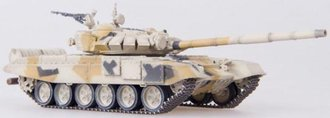 1:72 T-72M Main Battle Tank - Desert Camouflage, Russian Army, 2010s