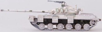 1:72 T-64 Mod 1972 Main Battle Tank - Winter Camouflage, Soviet Army, 1970s