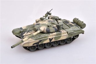 T-72B Main Battle Tank - Soviet Army, 1980s
