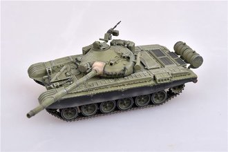 T-72A Main Battle Tank - Soviet Army, 1980s