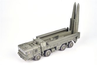 9K720 Iskander-K (SS-26 Stone) Cruise Missile System (MZKT Chassis) - Russian Army