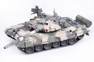 T-90 Main Battle Tank - Russian Army (Two-Tone)