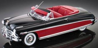 1:25 1952 Hudson Hornet Convertible (Model Kit)