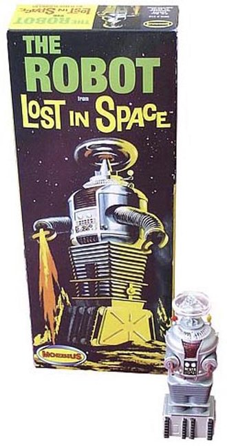 Lost In Space Robot (Model Kit)