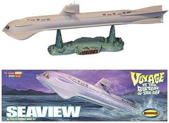 1:350 Voyage to the Bottom of the Sea Seaview (Model Kit)
