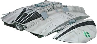 1:32 Battlestar Galactica Original Cylon Raider (Model Kit)