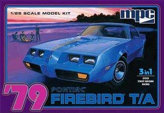 1:25 1979 Pontiac Firebird T/A (Model Kit)