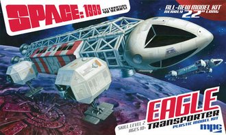 Space: 1999 Eagle Transporter (Model Kit)